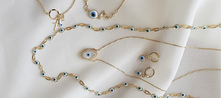 Olho grego é o símbolo queridinho das apaixonadas por semijoias